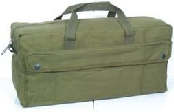 Black Legion Products Jumbo Mechanic's Tool Bag with Brass Z