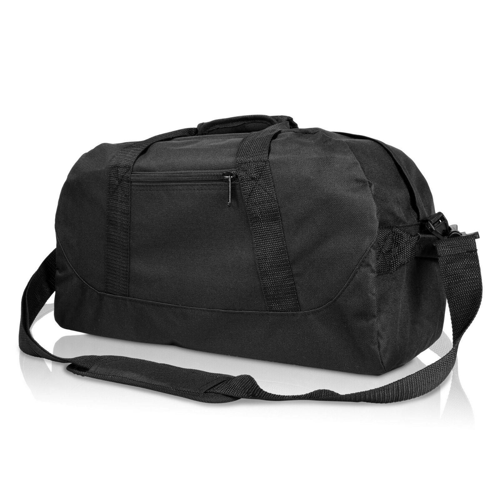 18 medium duffle bag gym sports duffel