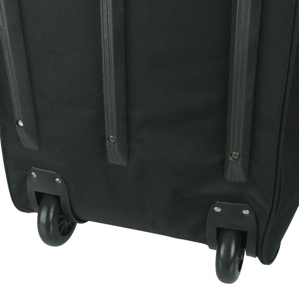 """22""""/30""""/36 Rolling Bag Travel Luggage Polyester"""