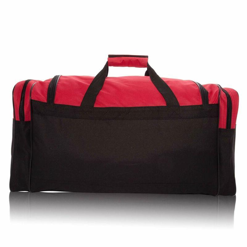 Dalix Vacation Duffle In