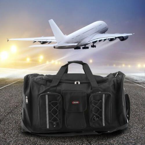 "26"" Heavy Gym Sports Bag Travel Bag Luggage BTT"