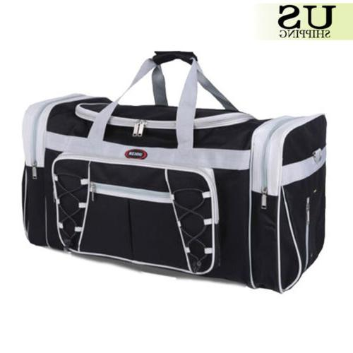 "26"" Waterproof Overnight Duffle On"