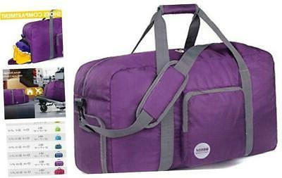 28 foldable duffle bag 80l for travel