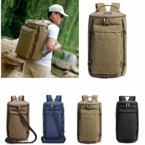 35L Large Men's Duffle Backpack Camping