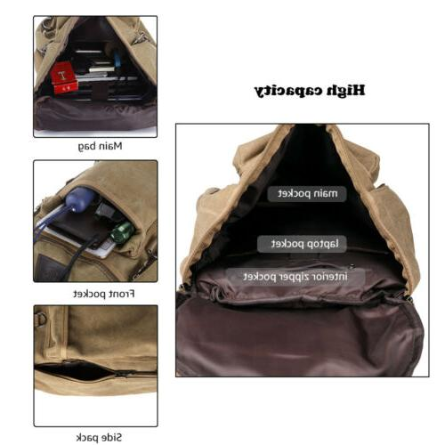 35L Large Men's Duffle Shoulder Camping Sport