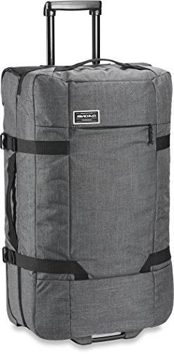 Dakine Split Roller Luggage Bag, 100l, Carbon