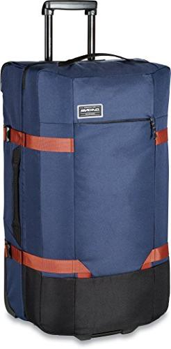 Dakine Split Roller Luggage Bag, 100l, Dark Navy