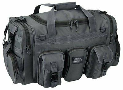 "Large 22"" Molle Cargo Gear Travel - Grey"