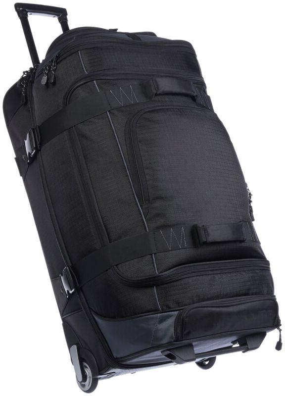 """Ripstop Wheeled Travel 30"""" LARGE Duffel Bag With Wheels for"""