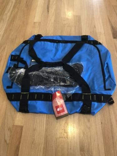 Brand New Light Blue The North Face Base Camp Duffel L