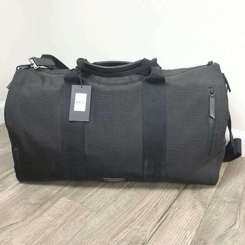 convertible suit and duffel bag black 250