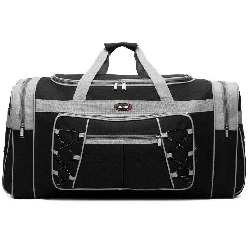 gym sport bag waterproof overnight travel duffle
