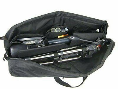 kuool camera protective and padded telescope carry