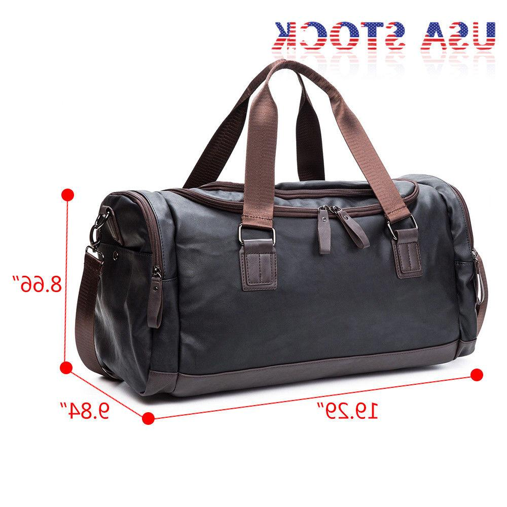 Large Duffel Bag Travel Shoulder Bag Overnight
