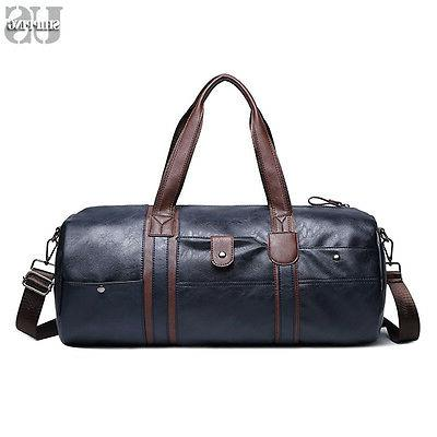 Men Travel Gym Bag Weekend Duffle Handbag