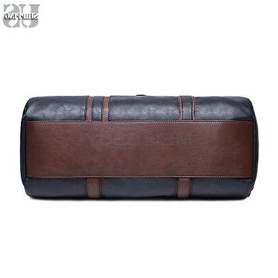 Men Bag Weekend Duffle Shoulder Luggage
