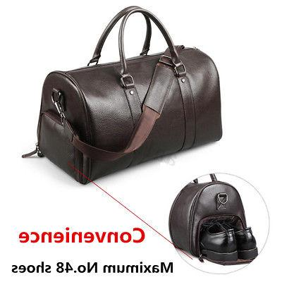 Men's Gym Shoulder Luggage Handbag