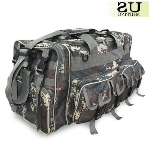 "Mens Large 30"" Duffel Tactical Gear Shoulder"