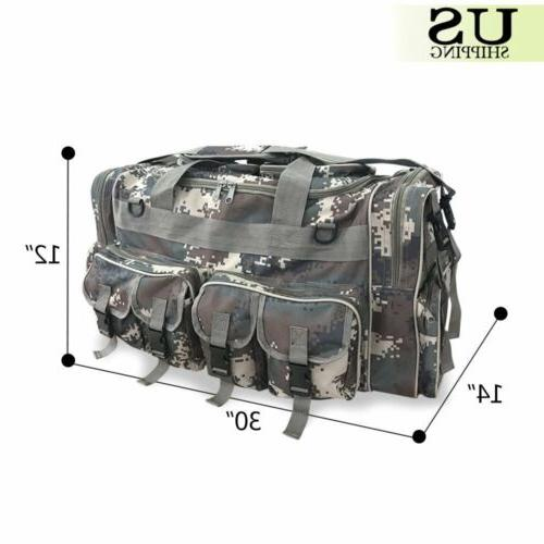 Duffel Military Tactical Bag