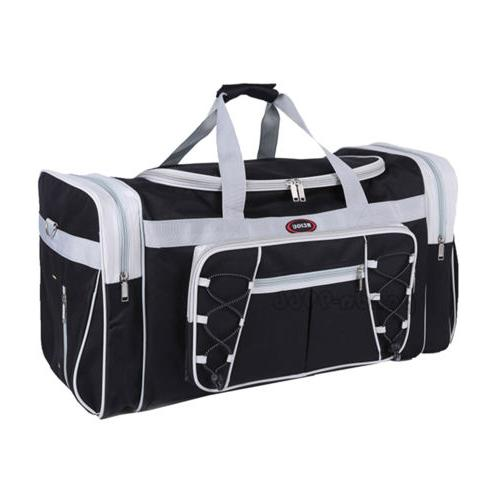 New Heavy Tote Bag Duffle Bag Luggage