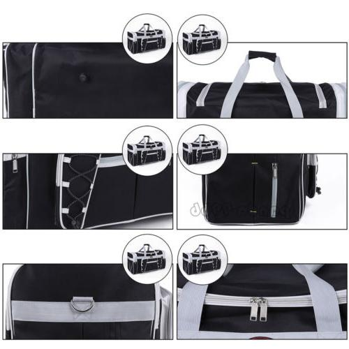 "New 26"" Tote Gym Sports Duffle Travel Carry Bag Luggage"