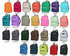 NEW Authentic Everest Classic Basic Student Backpack Medium