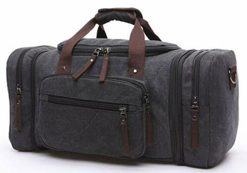 New Canvas Men Travel Bag Luggage