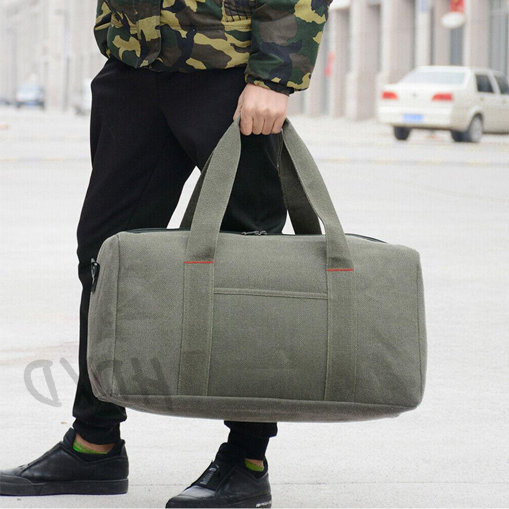 New Military Duffle Luggage Travel Bags Shoulder