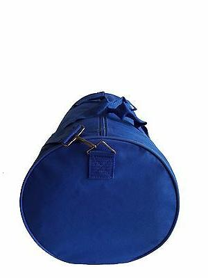 """18"""" NEW Polyester Duffle Duffel Bag Travel/Gym/Carry-On Sport Gym Fit Bag"""