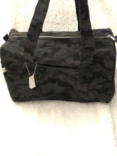 New Quilted Duffel