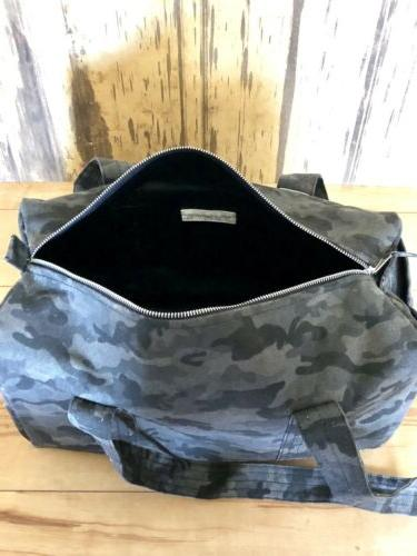 New Quilted Duffel Bag