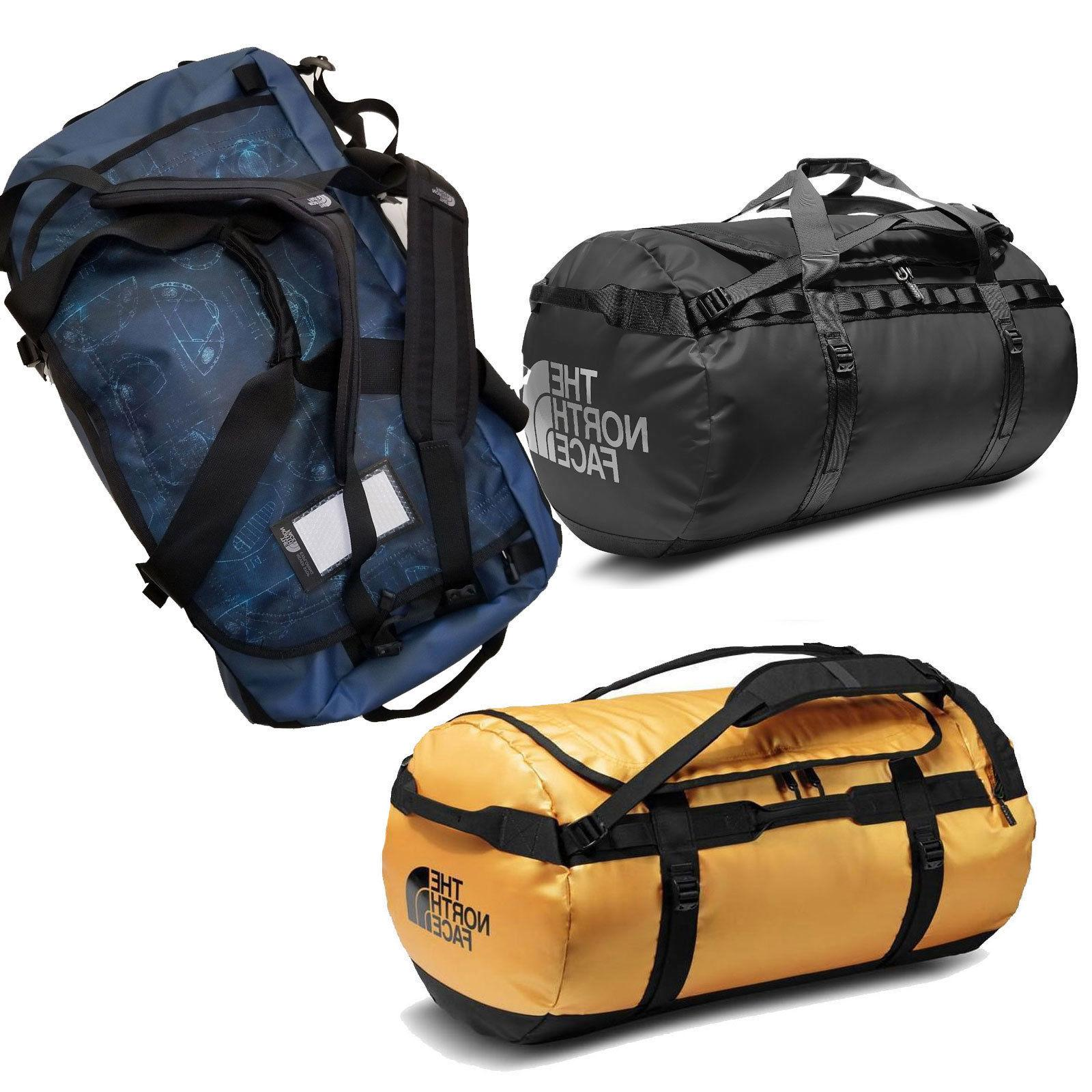 NEW The North Face TNF Base Camp Duffel Travel Luggage Bag G