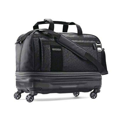 American Tourister Pearce Hybrid Expandable Wheeled Duffel B