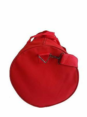Polyester Duffel Bag Travel Sport Gym ALL COLOR