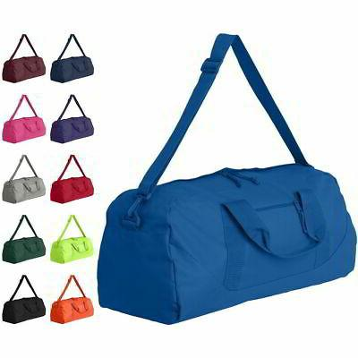 recycled large duffel bag 8806