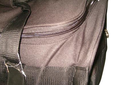 Rolling bag inch with pockets,hidden