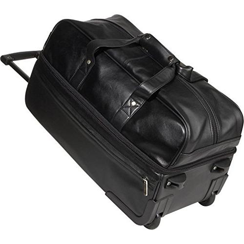 rolling trolley duffel bag