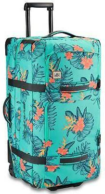 DaKine Split Roller 110L Luggage - Turquoise Jungle Palm - N