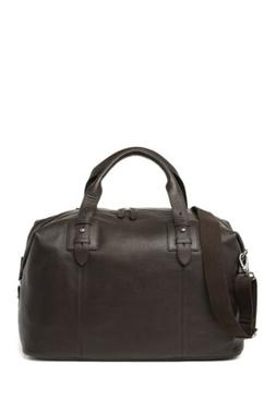 Cole Haan  Leather Duffel Bag.