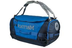 Marmot Long Hauler Medium Travel Duffel Bag, 3050ci   Blue/