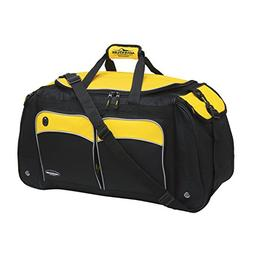 Travelers Club Luggage 57028-700 Adventurer Duffel Collectio