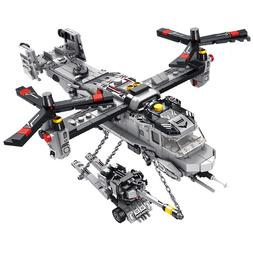 GSBAN Military Series Helicopter 8iN1 <font><b>Osprey</b></f