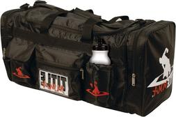 Title Boxing MMA Deluxe Equipment Bag, Black
