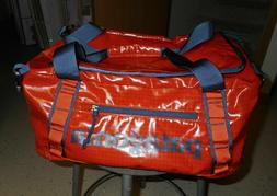 NEW! PATAGONIA Black Hole Duffel Bag 45L Paintbrush Red $119