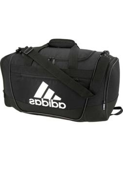 New Adidas Defender III Small Duffel Bag Black *Free Shippin