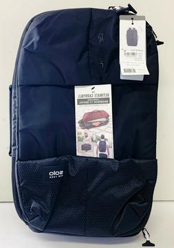 New Solo Men's All-Star Hybrid Backpack Duffel Large Capacit