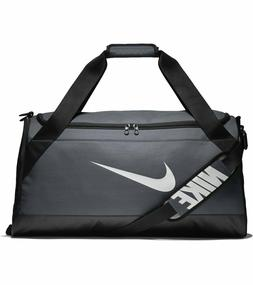 NIKE NEW MEN'S BRASILIA MEDIUM DUFFLE BAG GYM BAG TRAINING U