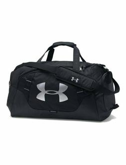 NEW! Under Armour Undeniable 3.0 Medium Duffle BLACK