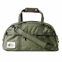 NWT The North Face Berkeley Duffel Bag Small Four Leaf Clove