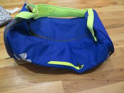 NWT Mens Blue & Yellow Under Armour Isolate Duffel Bag